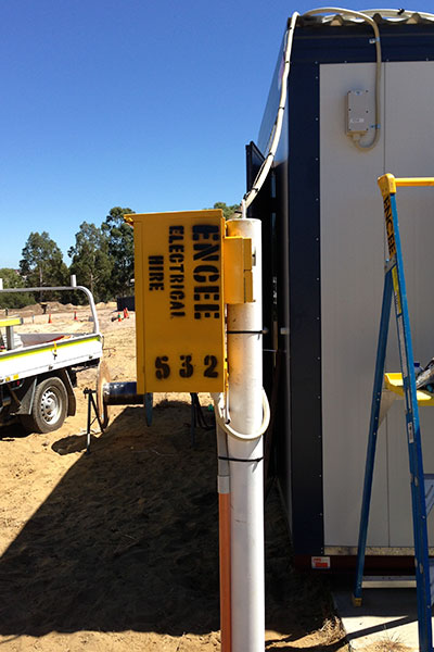 Western Australia Electrical Contractor - Power Box